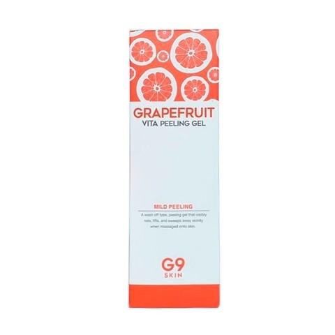 G9SKIN Пилинг-гель с экстрактом грейпфрута Grapefruit Vita Peeling Gel (пробник)