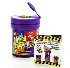 Jelly Belly Bean Boozled Mystery Bean Dispenser Игра Джелли Белли Бин Бузлд 99 гр 5 издание
