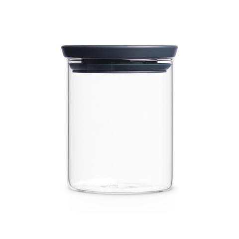 Модульная стеклянная банка 0,7л, артикул 298288, производитель - Brabantia
