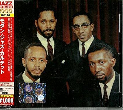 MODERN JAZZ QUARTET, THE: The Modern Jazz Quartet