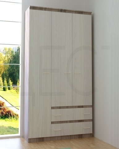Шкаф ВЕНА-3  1100 правый