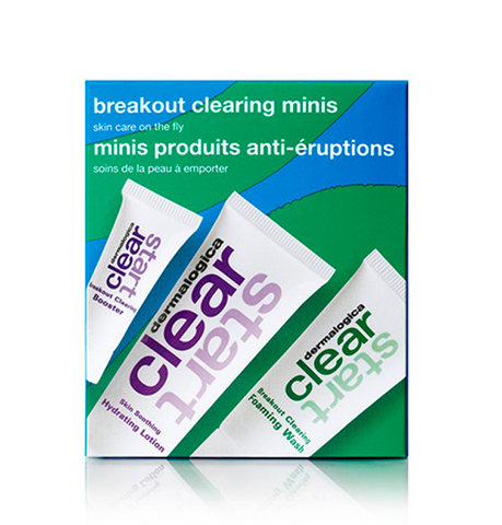 Dermalogica Лимитированный набор Breakout Clearing Minis