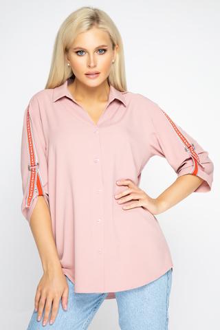 <p>Модная рубашка свободного кроя- безусловный тренд 2020-21 года, который еще ни разу не покидал модные вершины.</p>