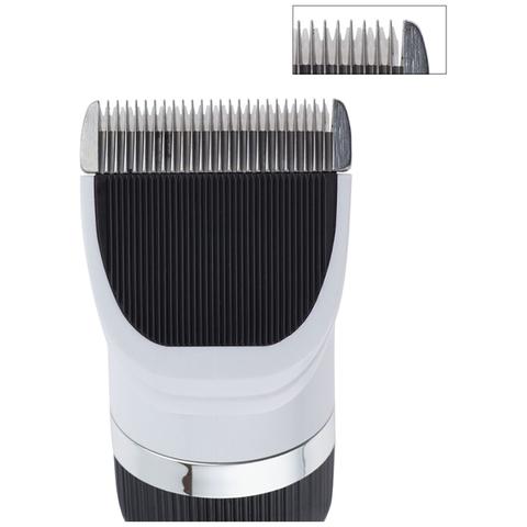 Машинка для стрижки волос Dewal Beauty Panda White,  (0,8-2,0 мм), белая