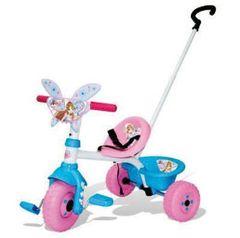 Smoby Трехколесный велосипед