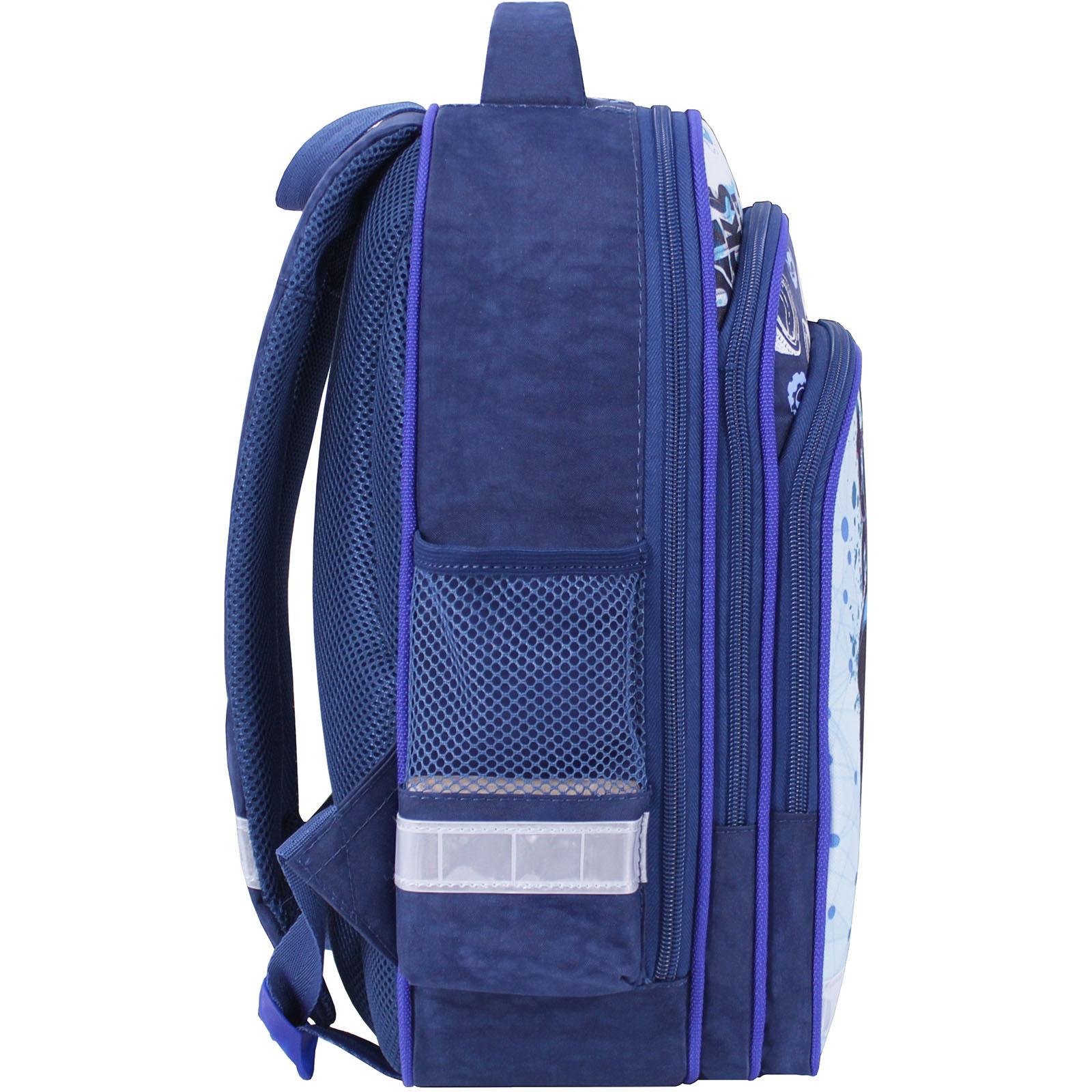Рюкзак школьный Bagland Mouse 225 синий 551 (0051370) фото 2