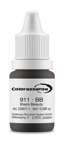 BB (мягкий черный) • Coloressense • пигмент-концентрат для век