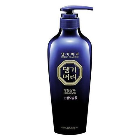Тонизирующий шампунь для поврежденных волос