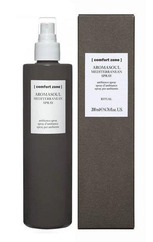 [comfort zone] Ароматический спрей для помещений и белья со средиземноморским ароматом AROMASOUL