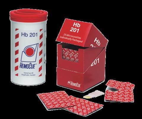 110615 Микрокюветы HemoCue для определения альбумина в моче Urine Albumin (2*25шт) /ХемоКью АБ,ШВЕЦИЯ/