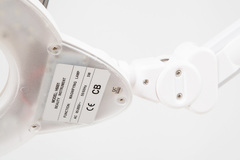 Диодная лампа-лупа настольная, серия SD (H6001T)