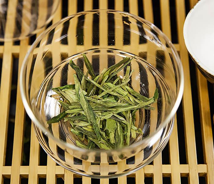 TEA-CH104-2 Зеленый чай Колодец дракона (Лун Цзин Си Ху, сорт «A», 10 гр) фото 08