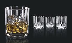 Набор низких стаканов для виски Nachtmann Aspen, 4 шт, 324 мл, фото 3