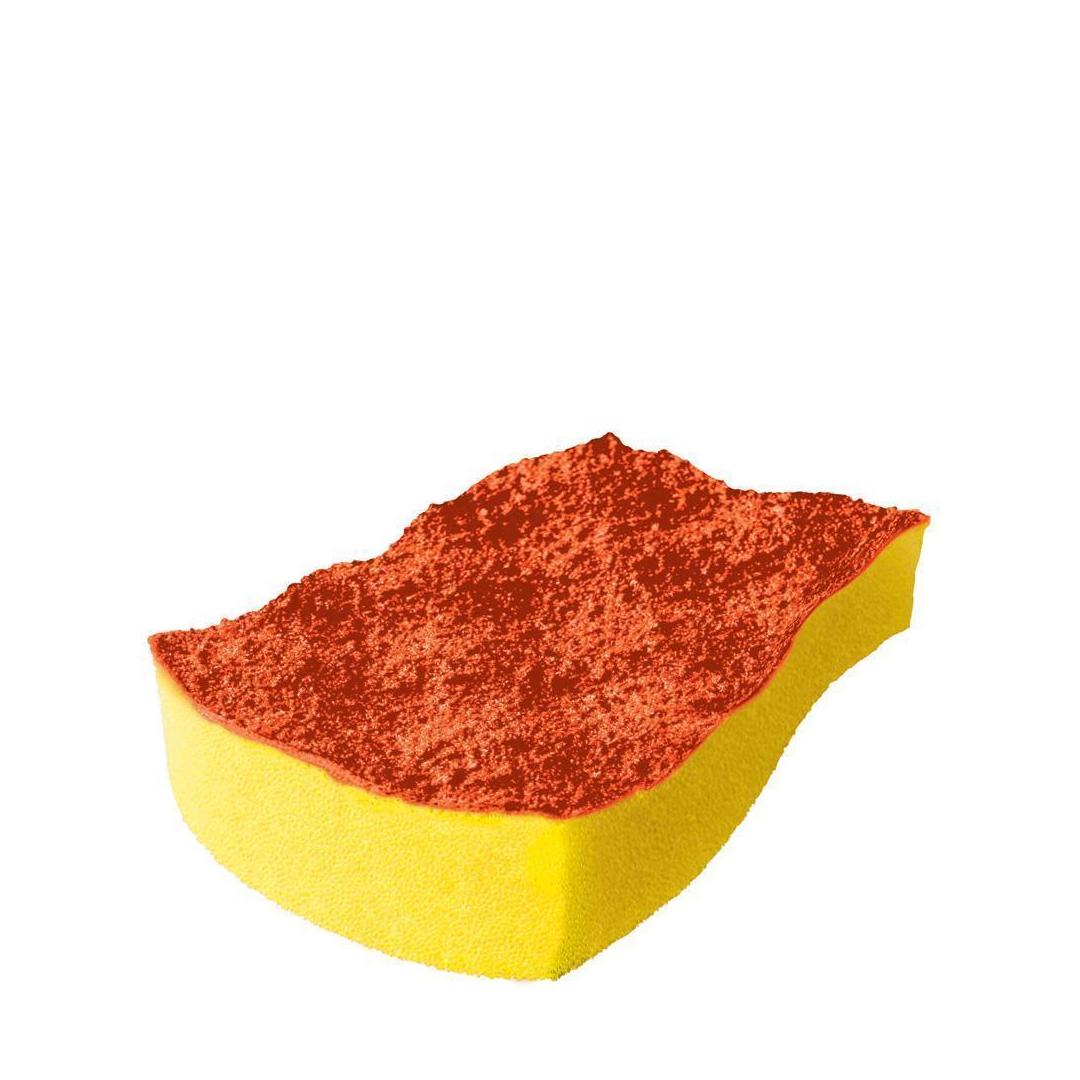 Губка для посуды VILEDA Пур Колорс неупак. цвет в асс.