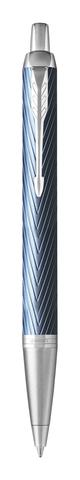 2143645 Parker IM Premium K318 Blue Grey CT M - шариковая ручка