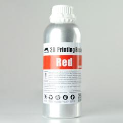 Фотография — Фотополимер Wanhao Standard Resin, красный (1 л)