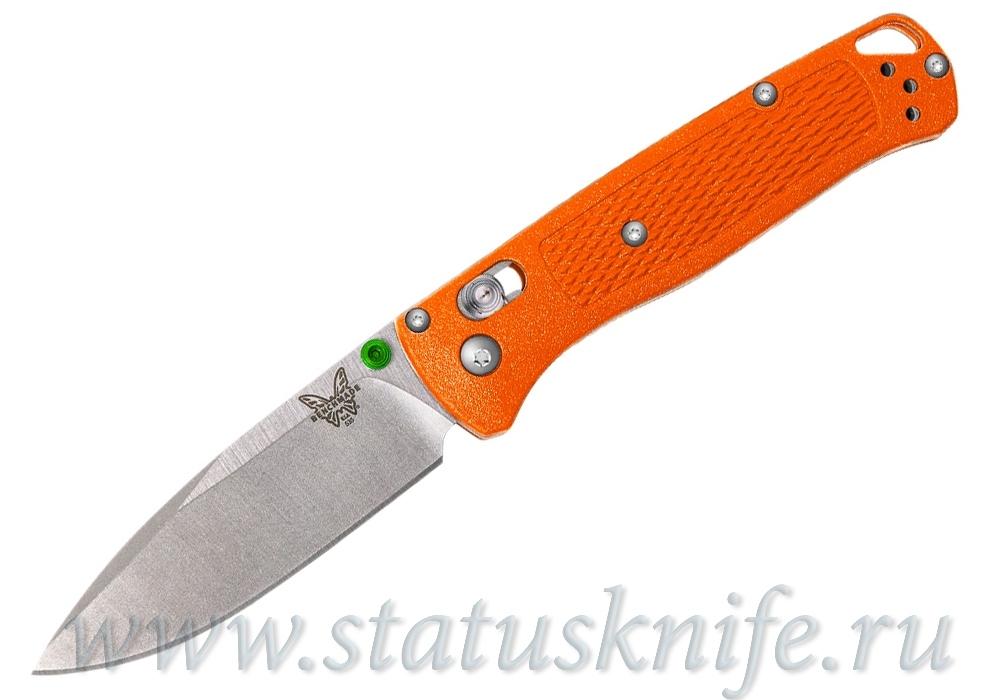 Нож Benchmade CU535-SS-S30V-NYLON-ORG Bugout - фотография
