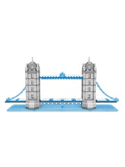 Конструктор Wisehawk & LNO Тауэрский мост Англия 1228 деталей NO. 2463 Tower Bridge Gift Series