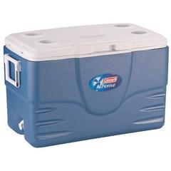 Термоконтейнер Coleman Xtreme Cooler 52 QT (голубой)