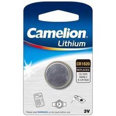 Батарейки Camelion CR 1620 / 1 BL