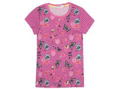 6200-3 футболка детская, розовая