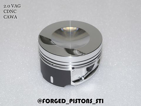 Поршни СТИ VolksWagen 2,0 CDNc под палец 21/56мм кольца 1,2/1,5/2,0
