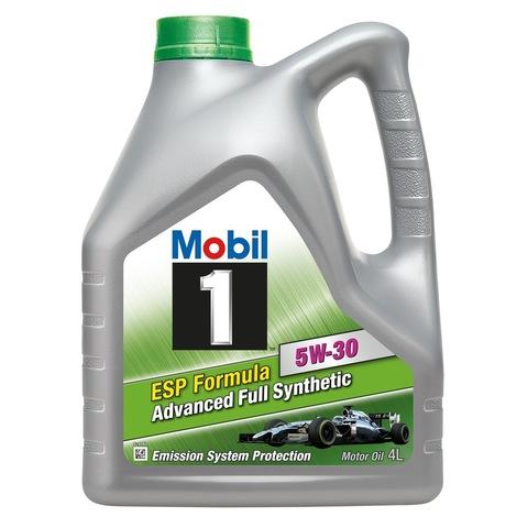Моторное масло Mobil 1 5W-30 ESP, 4л. 154285
