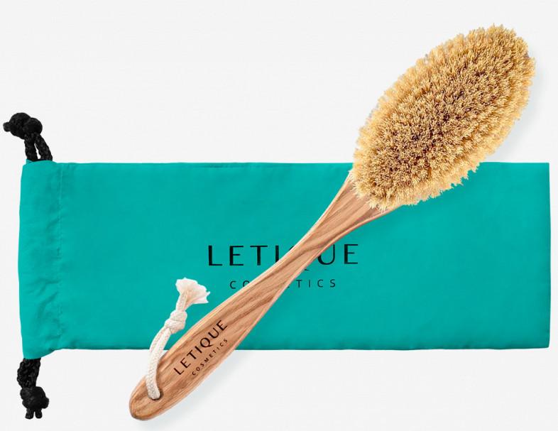 Щетка Letique Cosmetics с ручкой