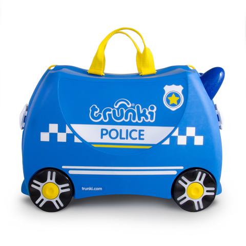 Чемодан на колесиках Trunki Percy The Police Car