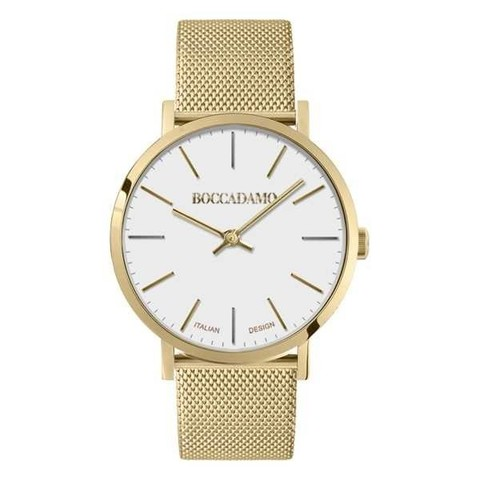 Часы Mya Gold White MY017A BW/G