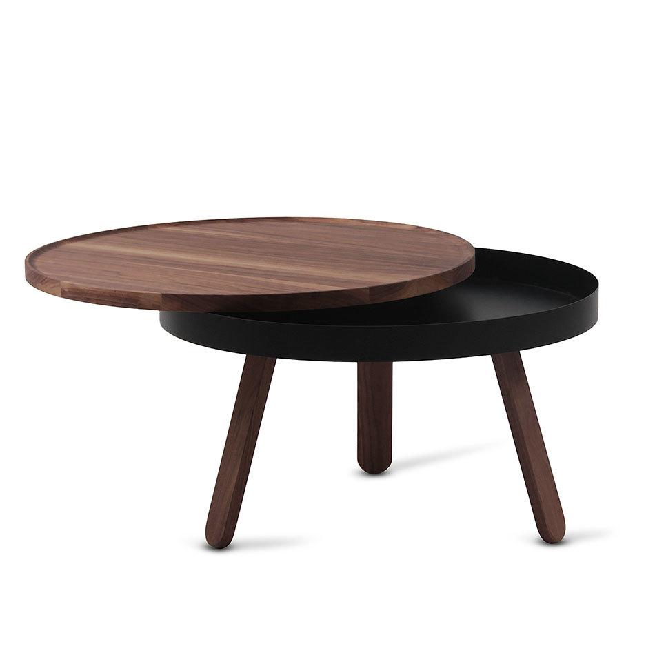 Кофейный столик Batea M орех - вид 2