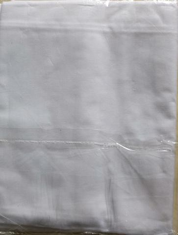 Наволочки 70/70-2шт 100% хлопок цвет белый