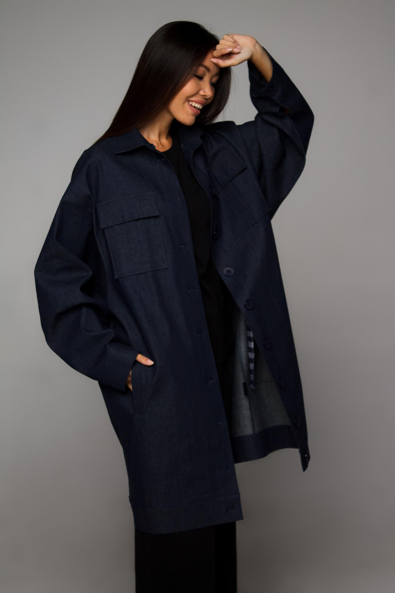 Куртка джинсовая YOS