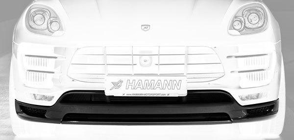 Обвес Hamann для Porsche Macan