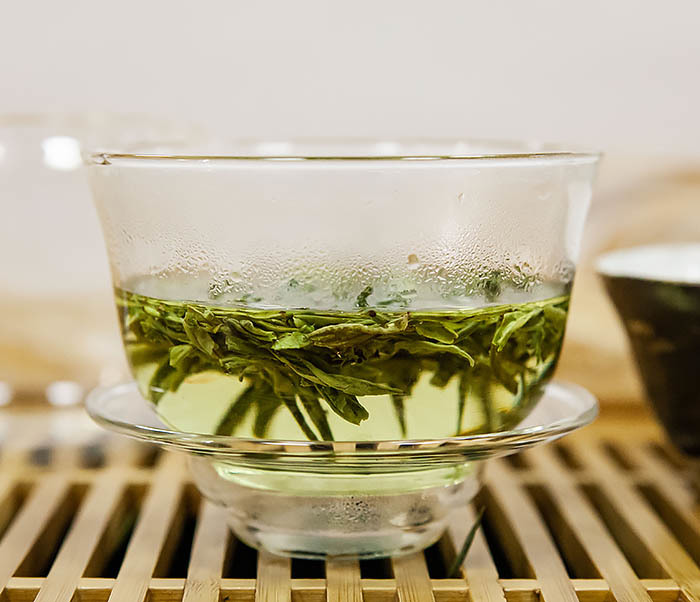 TEA-CH104-2 Зеленый чай Колодец дракона (Лун Цзин Си Ху, сорт «A», 10 гр) фото 10