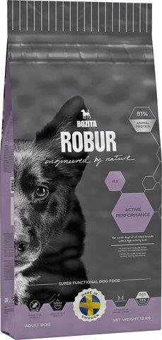 Bozita Robur Active Performance 33/20 Сухой корм для собак, щенков, беременных и кормящих сук с нормальным уровнем активности
