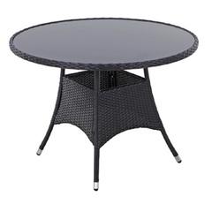 Стол обеденный из искуственного ротанга Koopman Charm