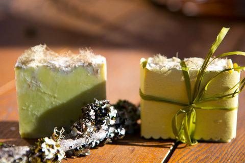 Органическое мыло Бородач