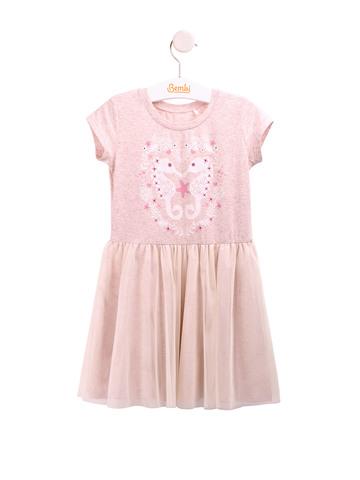 ПЛ194 Платье для девочки