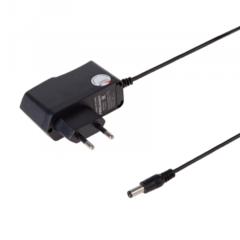 Блок питания 5V DC, 2А, 10W с DC разъемом подключения 5.5*2.1, без влагозащиты (IP23)