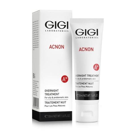 Gigi Acnon Overnight treatment Крем ночной, 50мл