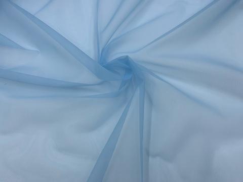 Сетка корсетная голубая Lauma (метражом)
