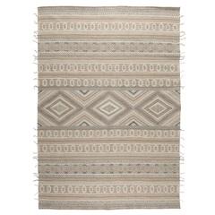 Ковер 70х160 Tkano  Ethnic с геометрическим орнаментом