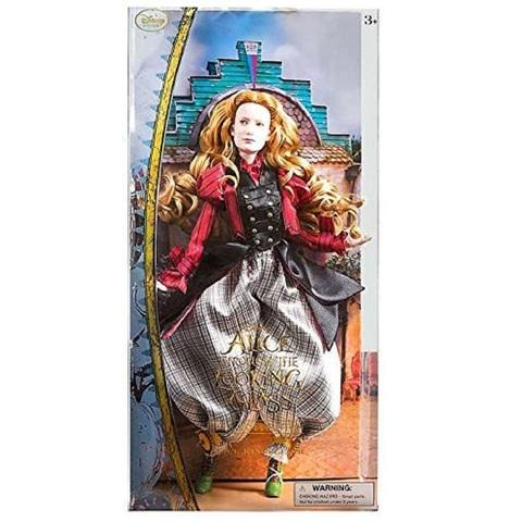 Дисней Алиса в Зазеркалье Эксклюзивная Кукла 28 см