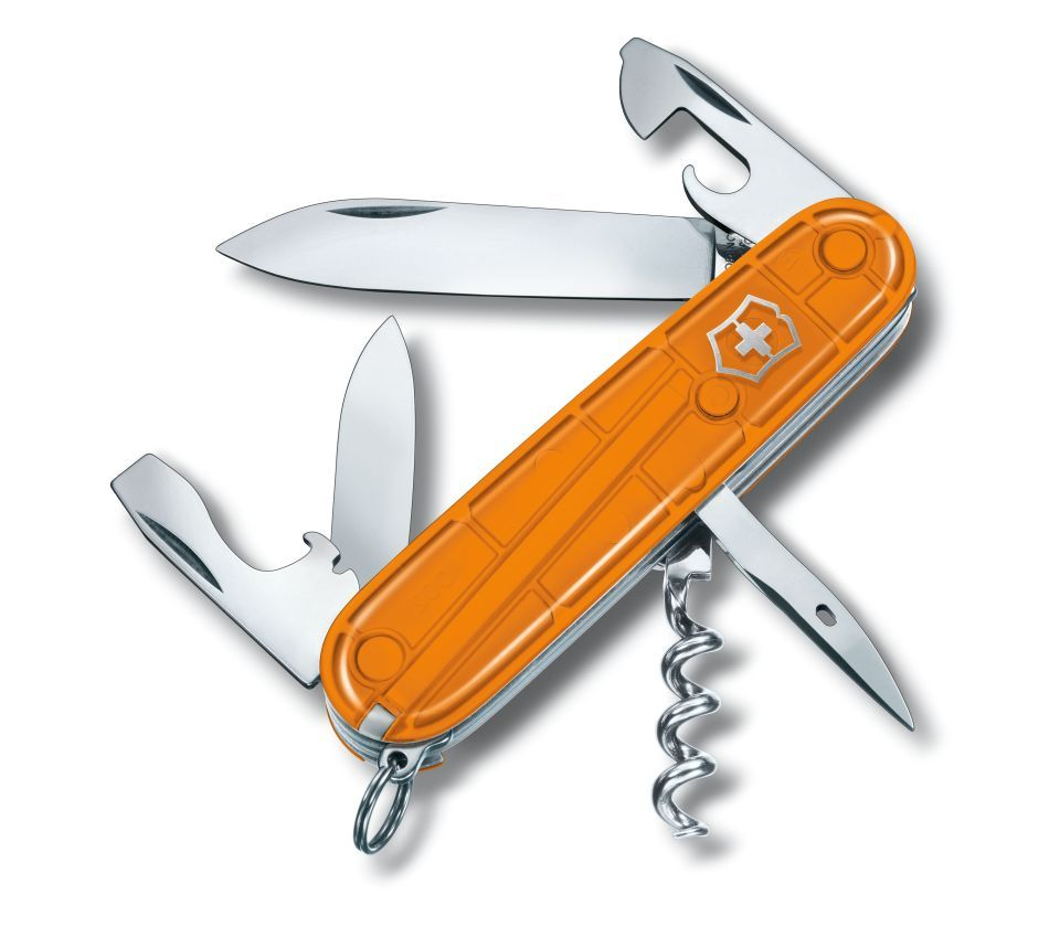 Набор из 2-х ножей Victorinox Swiss Classic (1.8901.L9) оранжевый