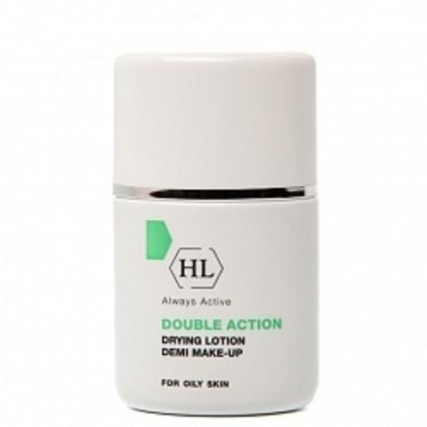 Holy Land DOUBLE ACTION Drying Lotion Demi Make-Up подсуш.лосьон с тоном 30 мл