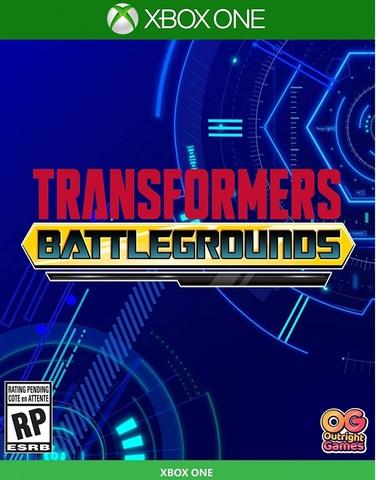 Transformers: Battlegrounds (Xbox One/Series X, русские субтитры)