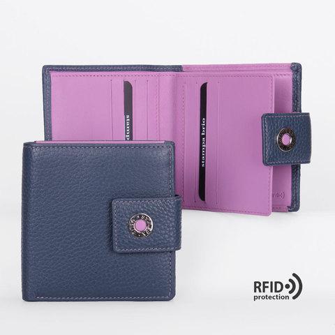 918 R - Портмоне с RFID защитой