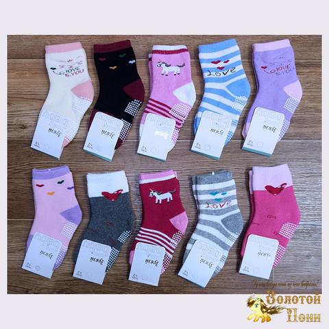 Носки махровые детские (0-4) 201107-Р8044