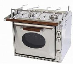 Плита газов. с грилем DOMETIC SMEV CU333GTWM